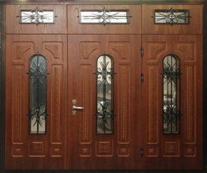 Двери из фанеры причины популярности материала