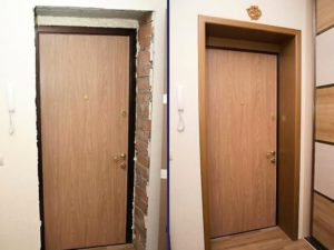 Двери – косяки