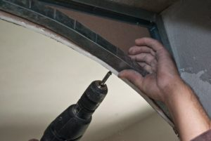 Как самостоятельно сделать арку на кухню вместо двери из гипсокартона