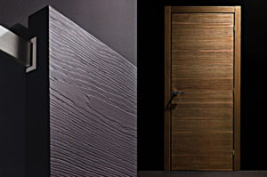 Как выбрать между дверями из шпона и экошпона