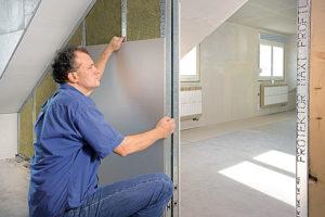 Как зашить дверной проем гипоскартоном