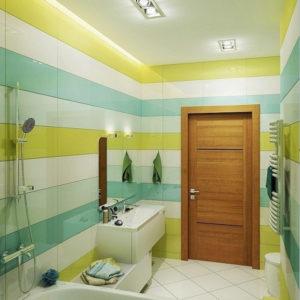 Критерии выбора двери в ванную