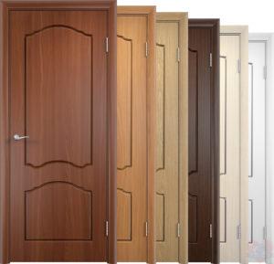 Дверь межкомнатная Лидия ПВХ