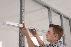 Определяем требуемые размеры дверного проема из гипсокартона