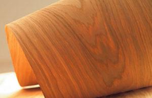 Основные виды шпона из дерева и их характеристики