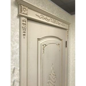 патина двери Белесая нежность