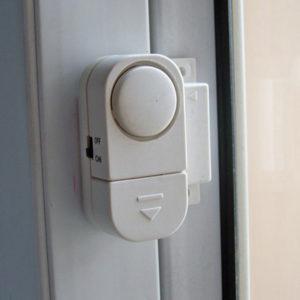 Сигнализация на окна и двери