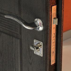 стальной двери