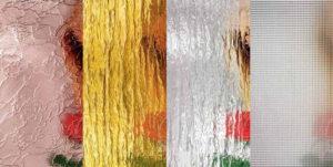 Узорчатое и декоративное стекло