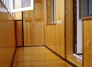 Как отделать дверь изнутри своими руками древесиной