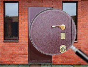 Антивандальные двери