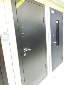 Двери с антивандальным покрытием «Кроторэкс»