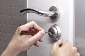 Как открыть внутренний замок без ключа