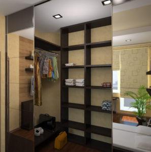 Какую дверь кладовки в квартире лучше поставить