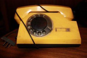 Классический звонок для двери из старого телефона своими руками