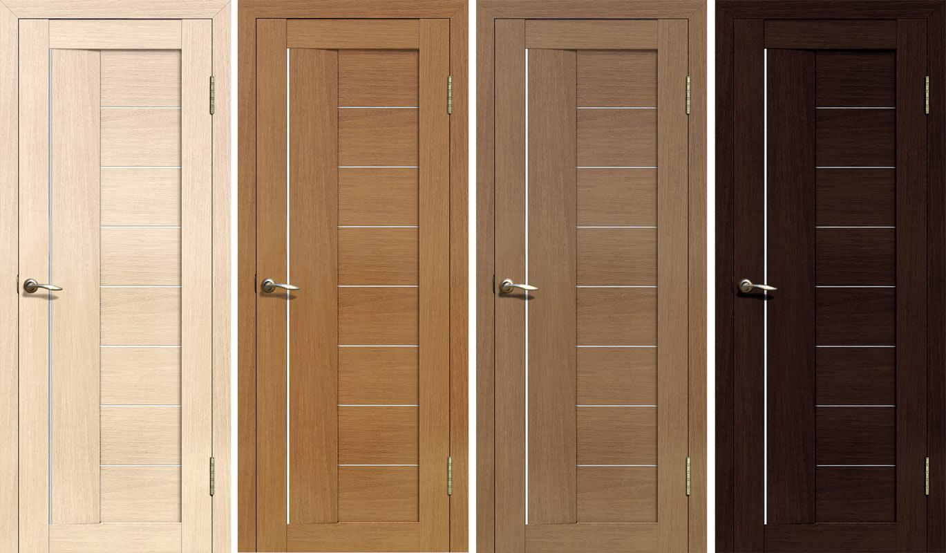 Купить Межкомнатные двери экошпон капучино дешево, купить ...