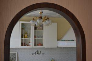 оформления дверного проема Пластиковые панели