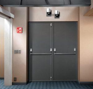 Требования к противопожарным дверям Гост