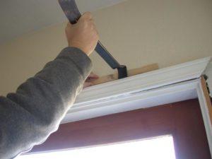 Рекомендации по демонтажу дверной коробки