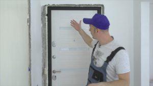 Рекомендации по установке дверей в газобетоне