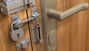 Самостоятельный выбор засовов для дверей калиток и ворот