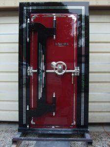 сейфовых дверях производство