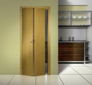 Складная дверь достоинства