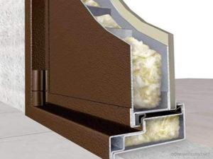 Тепло- и звукоизоляция входной двери